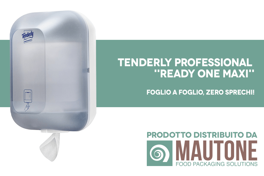 Tenderly, Consumo reale | Mautone Packaging