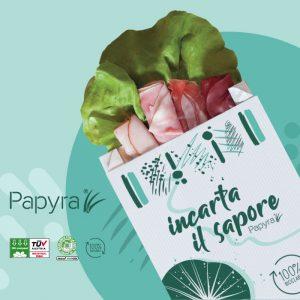 Mautone packaging papyra