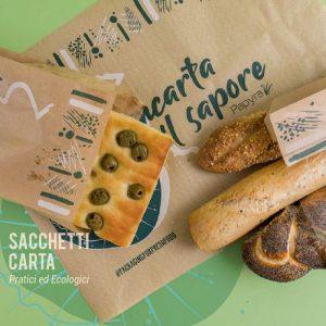 Mautone packaging sacchetti