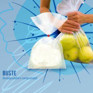 Mautone packaging buste compostabili