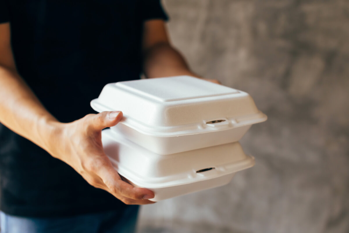 Food delivery asporto - Mautone Packaging