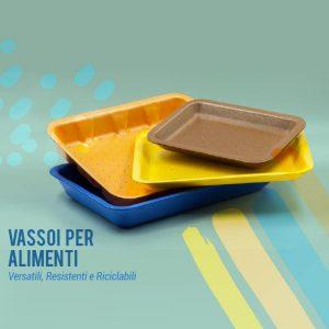 Mautone packaging vassoi