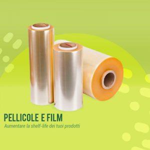 Mautone packaging pellicola plastica